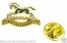 The Queens Own Hussars Lapel Pin Badge