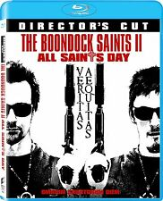 The Boondock Saints II: All Saints Day (Director's Cut) (Blu-ray) NEW, FREE SHIP
