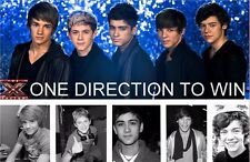 "One Direction PoP Music Group Wall Poster 20""x13""  D09"