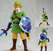 Figma 153 Link The Legend of Zelda Skyward Sword Action Figure Max Factory Japan