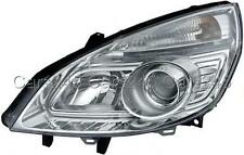 HELLA Renault Scenic II 2006- Facelift Bi Xenon Headlight Left without ECU