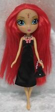 Handmade Clothes for LA DEE DA Dolls ~#16 Dress, Purse & Beaded Necklace Set