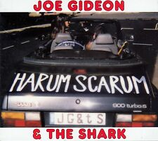 JOE GIDEON & THE SHARK : HARUM SCARUM / CD (BRONZERAT RECORDS BR15) - NEU