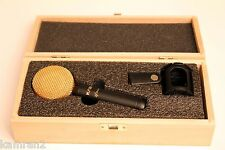 B-STOCK KAM 2FACE 2 sided Studio Condenser Ribbon Simulator Mic, unique sound