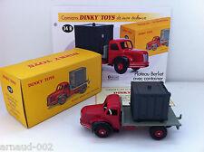 Dinky Toys Atlas - Berliet plateau avec container