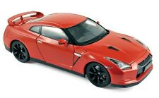 Nissan GTR R-35 2008 - Red NOREV 1/18 Ref 188051 Diecast Detailed Model