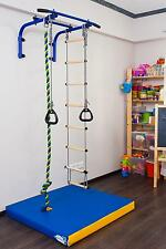 Pullup Bar Wall Mounted+Accessories