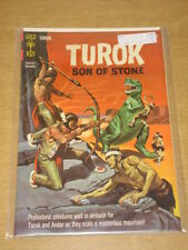 TUROK SON OF STONE #48 NM (9.4) GOLD KEY COMICS NOVEMBER 1965