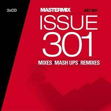 MastermixIssue 301 Twin DJ CD Set Mixes ft Erasure Megamix & Rock n Roll Summer