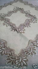 TABLECLOTH/TABLE RUNNER FOR YOUR HOME VARIOUS SIZES AND COLOURS LUXURY LACE