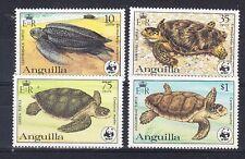 Anguilla Scott 537-540 Mint NH (Catalog Value $56.75)