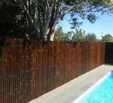 15 x 2.2M x 0.9M BAMBOO FENCE , BAMBOO PANELS, PRIVACY SCREENS - PREMIUM QUALITY