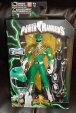 NIB Power Rangers MIGHTY MORPHIN LEGACY COLLECTION Green Power Ranger