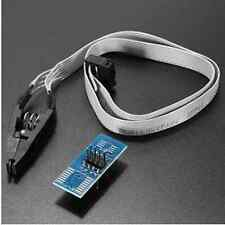 Sop8 SOIC 8 test clip with cable for EEPROM 93cxx/25cxx/24cxx