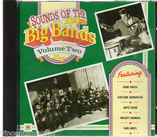Sounds Of The Big Bands volume 2 - Gene Krupa, Artie Shaw, Earl Hines etc (CD)