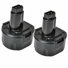 2X Extended 3.0AH 9.6V NI-MH BATTERY FOR DEWALT DW9061 DW9062 9061 9062 9.6 VOLT
