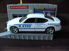 NYPD   2010 DODGE CHARGER POLICE CAR       GREENLIGHT HOT PURSUIT  1:64