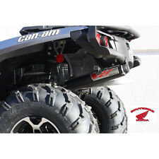 BIG GUN EVO U SLIP ON EXHAUST CAN AM OUTLANDER 500 650 800R 1000R XT XMR