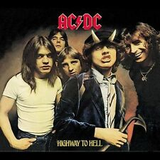 Highway to Hell, AC/DC, New Original recording reissued, Ori