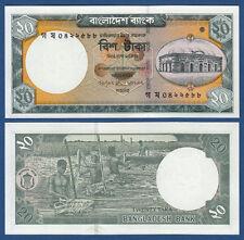BANLADESCH / BANGLADESH 20 Taka 2006  UNC  P. 48 a
