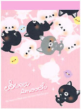 Q-Lia Sweet Smooch Kittens Mini Kawaii Memo Pad