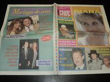 PUBLI CHOC 125 (2/3/94) LADY DIANA MICHAEL JACKSON JEAN-CLAUDE VAN DAMME L PERRY