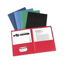 Avery Two Pocket Folders - 47993