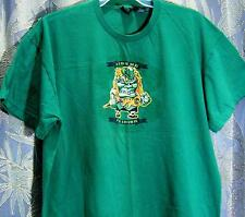 2XL 50/52 Men's St. Paddy's Lucky T-Shirt Cotton CLOTHES Women VGC Patrick's Day