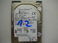 "IBM Travelstar 12gb DARA-212000 320 36H5913 01 2,5"" IDE"