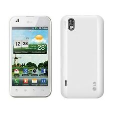 LG Optimus P970 - 2GB - White (Unlocked) Smartphone N/O