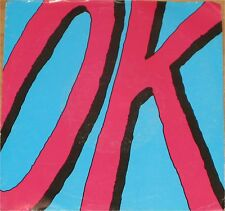 "Okay, Education, VG/EX 7"" Single 0703"