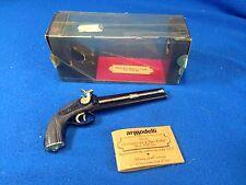 Armodelli Uniwerk Pistola sovrapposta a due colpi metà XIX sec. scala 1:2,5