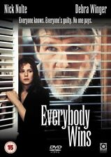 EVERYBODY WINS DVD NEW NICK NOLTE DEBRA WINGER UNWANTED GIFT PRESENT