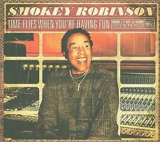 Smokey Robinson, Time Flies When You're Having Fun, New