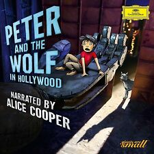 ALICE COOPER PETER AND THE WOLF IN HOLLYWOOD CD ALBUM (November 13th 2015)