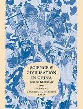 Science and Civilisation in China: Volume 5, Chemistry and Chemical Technology;