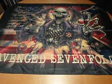 AVENGED SEVENFOLD - CONFED (NEW) TEXTILE POSTER OFFICIAL BAND MERCH