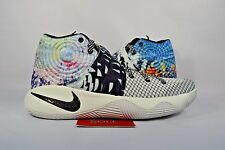 NEW Nike Kyrie 2 THE EFFECT MULTI COLOR BLACK 819583-901 sz 9