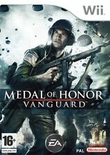 Medal of Honor: Vanguard (Wii), Good Condition Nintendo Wii Video Games
