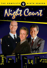 Night Court The Complete 9 Ninth Season -- SALE!