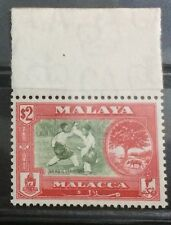 Malaya stamp - 1960 Malacca Definitive $2 MNH very fresh gum