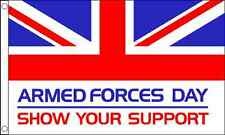 Armed Forces Day Military 3ft x2ft (90cm x 60cm) Flag