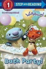 Step into Reading Ser.: Bath Party! (Wallykazam) by Christy Webster (2015,...