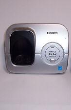 1 uniden dect1560 cordless phone main base for handsets dect1580 dect1588 dcx150
