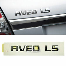 OEM Rear Trunk Chrome AVEO LS Emblem Logo for Chevrolet 2011 - 2016 Aveo Sonic