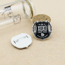 2pics EXO FIRST YEAR PINS BADGES GOODS KPOP NEW