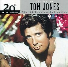 Best Of Tom Jones-Millennium C - Tom Jones (2000, CD NIEUW)