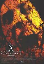 """BLAIR WITCH 2 BOOK OF SHADOWS Double Sided Original Movie Poster 27""""x 40"""""""