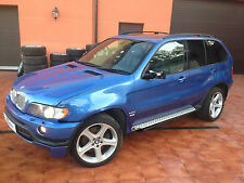 BMW E53 X5 4.6is 2003 YEAR BREAKING FOR PARTS WHEEL NUT