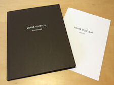 Book Libro Catálogo LOUIS VUITTON Horlogerie 2012 - English - For Collectors